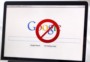 No Google Test